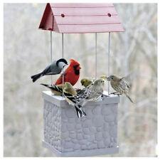 New listing Heath® Infinity Wishing Well Bird Feeder 360 degree bird seed bird feeding New :