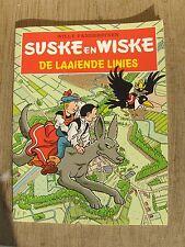 Speciale suske en Wiske De laaiende linies sc 2011