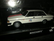 1:18 Minichamps Volvo 240 GL 1986 Politie Belgium Limited Edition 1 of 300 OVP