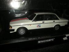 1:18 Minichamps volvo 240 GL 1986 politie Belgium Limited Edition 1 of 300 OVP