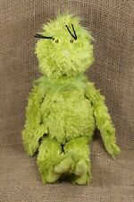 Manhattan Toy Dr Seuss Grinch Plush Toy Stuffed Animal 2002