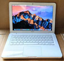MacBook 13, 2.4GHz, 4GB, 250GB, Office, iLife 10.12 Sierra (MC516LL/A 2.3 2.26)