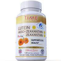 MariLut® Lutein Meso Zeaxanthin Softgels Eye Health Protection UK