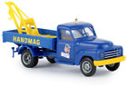 HO Scale Cars - 37136 - Hanomag L 28 tow truck
