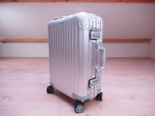 RIMOWA Original Cabin S Multiwheel Aluminum 92552004 2019 Made in Germany