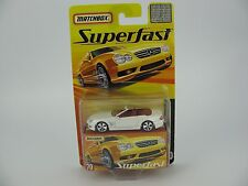 Matchbox Superfast No.70 Mercedes Benz SL55 AMG Limited Edition 1 of 15,000