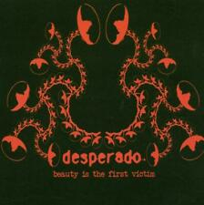 CD - Desperado - Beauty Is The First Victim (2006) VG+ condition.