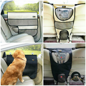 Car Door Protector Vehicle Dog Barrier Scratch Guard Rear Kick Cover Pet Cat Kid