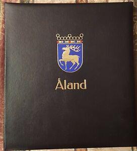 Aland - Davo Hingeless Stamp Album Vol1 (1984 - 97)