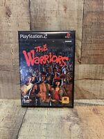 Warriors For PS2 With Manual