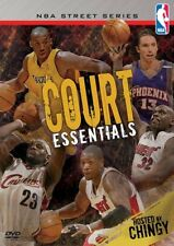 NBA Basketball Street Series: Court Essentials (DVD) NEU