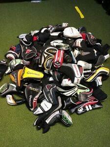Lot of 100+ Golf Headcovers Ping TaylorMade Callaway Cleveland and More!