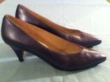 Amalfi  Monica shoes Size 8  Ladies Womens blue dress shoes Mothers Day