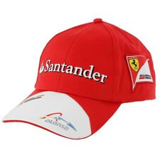 PUMA Alonso Replica Cap Baseball Cap Ferrari rot 761254 01