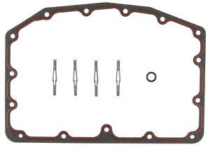 11-18 FITS FORD 6.7L DIESEL MAHLE lower  Oil Pan Gasket Set  for steel oil pan