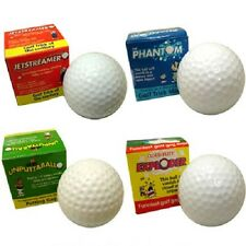 Funny Prank Golf Ball Set Comes with 4 Styles Great Golf Gift New (47469)
