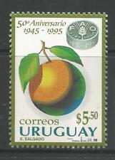 STAMPS-URUGUAY. 1995. Food & Agriculture Commemorative. SG: 2215. MNH.