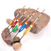 5Pcs/Set Carp Fishing Float Bobbers Freshwater Saltwater Floating Tackle Tool de