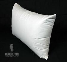 European Goose Down Surround Pillow - Regular Support - Made in Australia