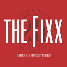 THE FIXX 25th Anniversary Anthology 2-cd