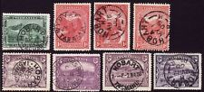 TASMANIA small duplicated lot postmark interest @E1486