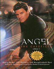 Angel: The Casefiles Vol. 1-Nancy Holder-Joss Whedon Tv Show Companion