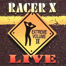 Racer X - Live Extreme, Vol. 2 (CD, Sep-1992, Shrapnel (USA))
