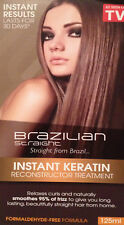 Brazilian Hair Straight Instant Keratin Reconstructor Treatment Lasts 30 Days