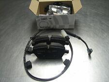 Mini Cooper S 07-2010 Front Brake Pads Rotors Disks And Sensor OEM