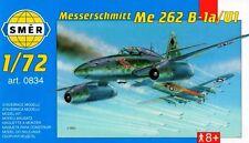 Messerschmitt ME 262 b-1a/u1 (CACCIA NOTTURNO LUFTWAFFE MKGS) 1/72 SMER