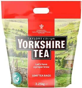 Yorkshire Tea 1040 Tea Bags