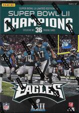 Philadelphia Eagles 2017 Super Bowl 52 Champions Factory Sealed 36 Card Set 2018