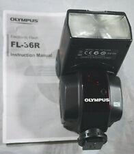 Olympus Fl 36R Shoe Mount Flash for Olympus