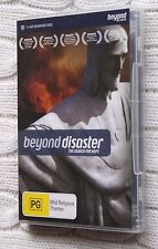 Beyond Disaster: The Search for Hope(DVD) R- All, Like new, free post Aus-wide