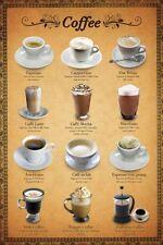 Coffee     Poster 91 x 61 cm