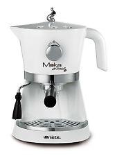 Macchina caffe' Ariete Moka aroma espresso caffè bianca cialde 850w 1337 - Rotex