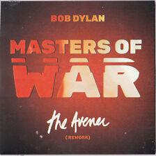 "BOB DYLAN -Masters Of War (The Avener Rework)- 7"" 45 OVP, NEU"