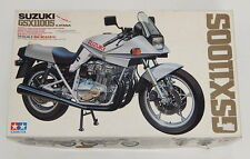 New in Open Box Tamiya Suzuki GSX1100S Katana Model Kit 1/6 Scale R8557