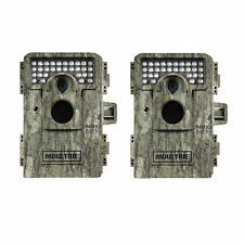 Moultrie M880 Low Glow Infrared Mini Game Camera, 2 Pack (Certified Refurbished)