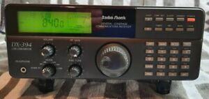 Realistic DX-394 Short Wave Ham Radio Receiver Great Shape