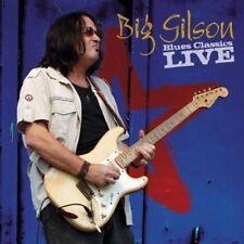CDs de música rock blues live