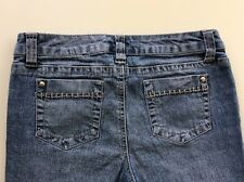 SO Wear it Declare it - Denim Shorts/ Capri Size 7