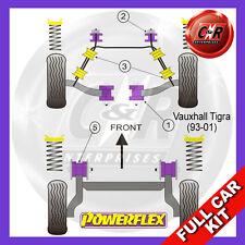 Opel Tigra (93-01) Powerflex Complete Bush Kit