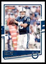 2020 Donruss Base #125 Peyton Manning - Indianapolis Colts