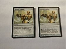 MAGIC THE GATHERING 2x VEDALKEN SHACKLES Fifth Dawn - Near Mint/NM #1