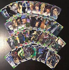 Final Fantasy 8 VIII 37 Trading Cards Set Free Shipping Worldwide