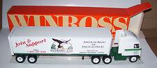 1992 A&S Trucking Bucks For Ducks Winross Diecast Trailer Truck