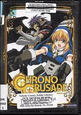 Chrono Crusade: The Complete Series (DVD, 2003, 4-Disc Set)