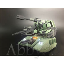 MK Motor King MG 1/100 MS-06V Zaku Tank Green Full Plastic Model Kit w/ LED Unit