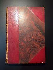 Contes du Jour et de la Nuit, Humble Drame, Guy de Maupassant, 1909, One Vol.